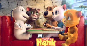 My Talking Hank (mod Diamonds-Coins)