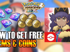 Pokémon Masters EX Hack (Mod Gems-Coins)