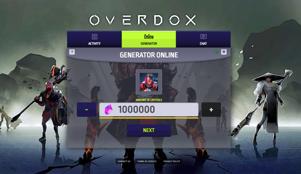 overdox-hack