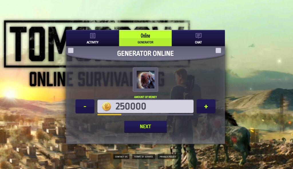 tomorrow-online-survival-rpg-hack