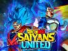 Dragon Ball Saiyans United Hack (mod Gold-Diamonds)