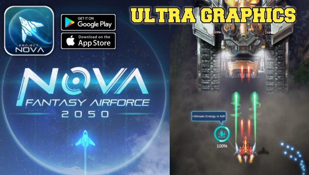 NOVA Fantasy Airforce 2050 Hack (Mod Coins-Gems)