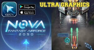 NOVA Fantasy Airforce 2050 Hack (Mod Coins-Gems)