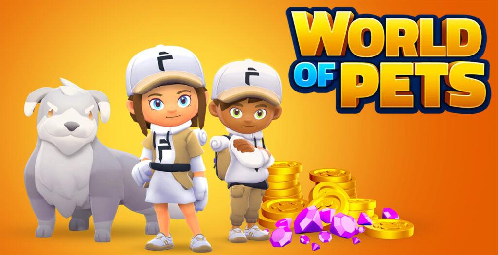 World of Pets Hack (Mod Coins-Gems) Mobile