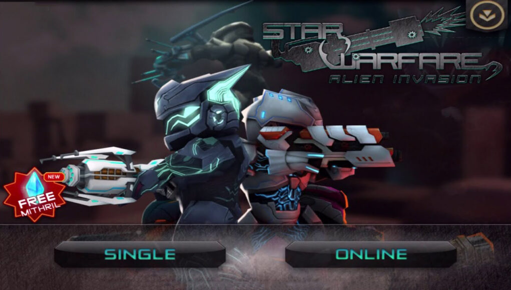 Star Warfare Hack (mod Mithril unlimited)