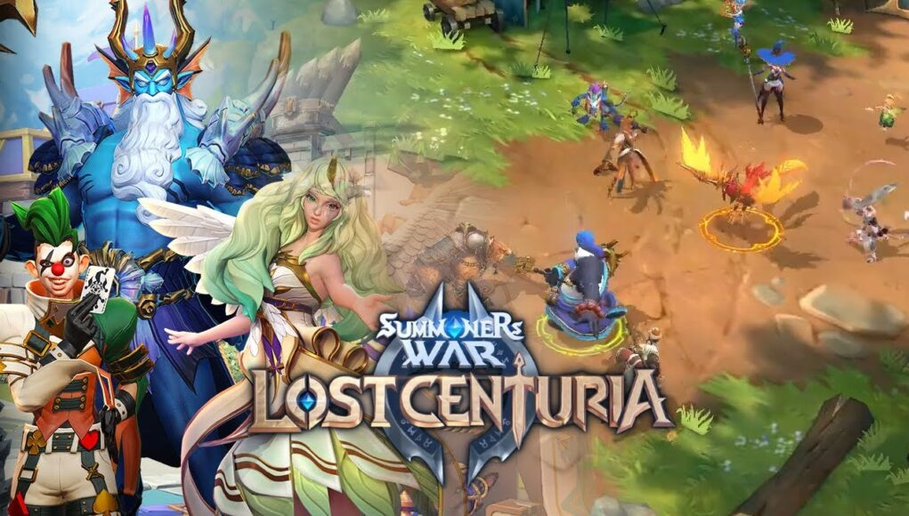 Summoners War Lost Centuria Hack (Mod Crystals)